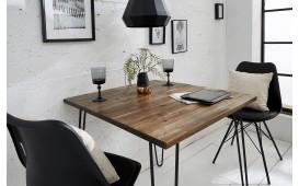 Designer Esstisch RENO BROWN 80 cm von NATIVO™ Designer Möbel Österreich