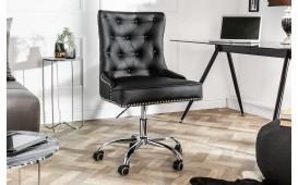 Designer Bürostuhl STUFFY BLACK