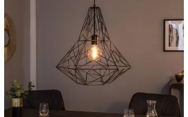 Designer Hängeleuchte CAGE L BLACK von NATIVO™ Designer Möbel Österreich