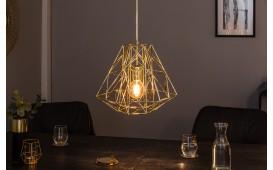Designer Hängeleuchte CAGE S GOLD von NATIVO™ Designer Möbel Österreich