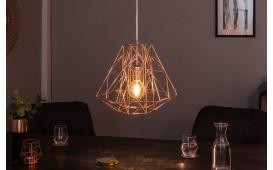 Designer Hängeleuchte CAGE S ROSE-GOLD von NATIVO™ Designer Möbel Österreich