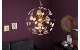 Designer Hängeleuchte JETTY GOLD 60 cm von NATIVO™ Designer Möbel Österreich