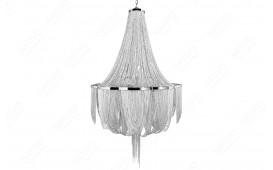 Designer Hängeleuchte MAGIC SILVER 140 cm von NATIVO™ Designer Möbel Österreich