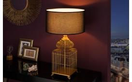 Designer Tischleuchte BEE GOLD 68 cm