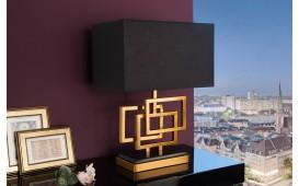 Designer Tischleuchte LEONOTIS GOLD 56 cm NATIVO™ Möbel Österreich