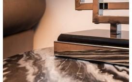 Designer Tischleuchte LEONOTIS SILVER 56 cm  NATIVO™ Möbel Österreich