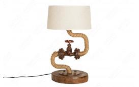 Designer Tischleuchte ALURE SEA 60 cm NATIVO™ Möbel Österreich