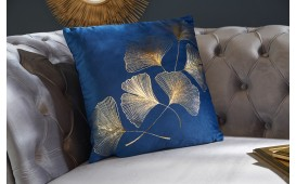 Designer Kissen ERBA BLUE