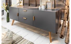 Designer Sideboard MAN GREY XL