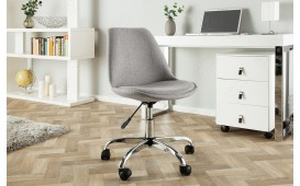 Designer Bürostuhl MAN GREY von NATIVO™ Designer Möbel Österreich