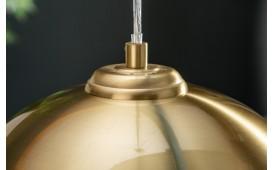 Designer Hängeleuchte GLOBE GOLD 30 cm von NATIVO™ Designer Möbel Österreich