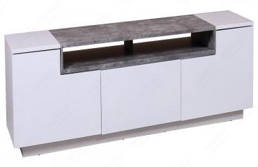 Designer Lowboard STATE III CONCRETE 180 cm