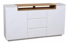Designer Lowboard  STATE OAK II 180 cm