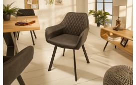 Designer Stuhl SICILIA DARK GREY von NATIVO™ Designer Möbel Österreich