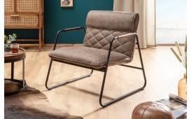 Designer Lounge Sessel COLT BEIGE