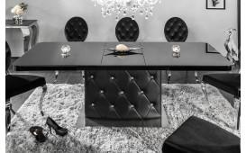Designer Esstisch HERITER BLACK 160-200 cm von NATIVO™ Designer Möbel Österreich