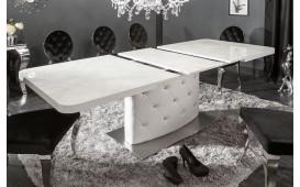 Designer Esstisch HERITER WHITE 160-200 cm von NATIVO™ Designer Möbel Österreich