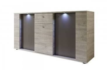 designer kommode donna mit led beleuchtung nativo wien moebel. Black Bedroom Furniture Sets. Home Design Ideas
