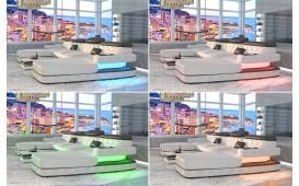 Designer Sofa EXODUS XXL DUO mit LED Beleuchtung & USB Anschluss NATIVO™ Möbel Österreich