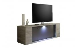 Designer Lowboard DONNA L mit LED Beleuchtung