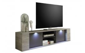 Designer Lowboard DONNA XL mit LED Beleuchtung