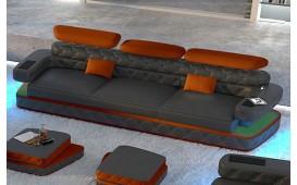Designer Sofa EXODUS 3 mit LED Beleuchtung & USB Anschluss von NATIVO™ Designer Möbel Österreich