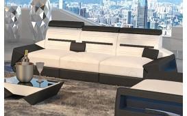 3 Sitzer Sofa AVATAR mit LED Beleuchtung & USB Anschluss von NATIVO™ Designer Möbel Österreich