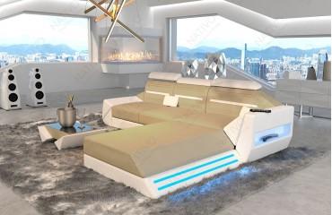 Designer Sofa AVATAR MINI mit LED Beleuchtung & USB Anschluss von NATIVO™ Designer Möbel Österreich