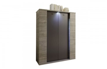 Designer Vitrine DONNA v.1 mit LED Beleuchtung