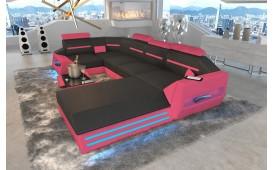 Designer Sofa AVATAR XL mit LED Beleuchtung & USB Anschluss von NATIVO™ Designer Möbel Österreich