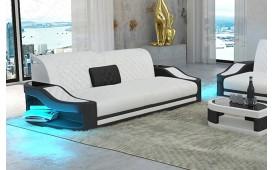 2 Sitzer Sofa DIABLO  mit LED Beleuchtung & USB Anschluss von NATIVO™ Designer Möbel Österreich