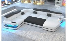 Designer Sofa EXODUS XXL mit LED Beleuchtung & USB Anschluss von NATIVO™ Designer Möbel Österreich