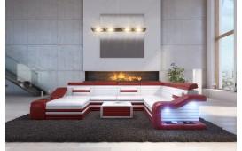 Designer Sofa MIRAGE XXL mit LED Beleuchtung NATIVO™ Möbel Österreich