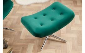 Designer Sitzhocker STUFFY GREEN