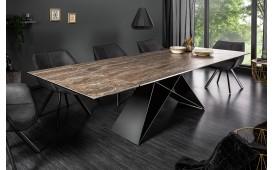 Designer Esstisch CRONOS ROST 180-260 cm von NATIVO™ Designer Möbel Österreich