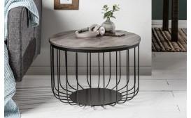 Designer Couchtisch GARRET GREY 56 cm von NATIVO™ Designer Möbel Österreich