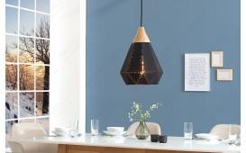 Designer Hängeleuchte MAN I BLACK von NATIVO™ Designer Möbel Österreich