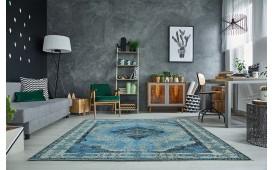 Designer Teppich ESTE BLUE von NATIVO™ Designer Möbel Österreich