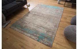 Designer Teppich NOVEL BEIGE-BLUE von NATIVO™ Designer Möbel Österreich