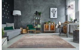 Designer Teppich NOVEL GREY-BEIGE von NATIVO™ Designer Möbel Österreich