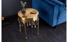 Designer Beistelltisch LIQUOR GOLD 51 cm von NATIVO™ Designer Möbel Österreich