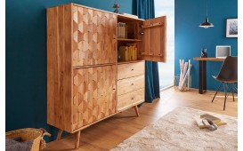 Designer Hochkommode MYSTICAL 140 cm
