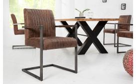 Designer Stuhl VILLA VINTAGE BROWN von NATIVO™ Designer Möbel Österreich