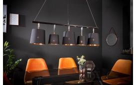 Designer Hängeleuchte LEVELTY BLACK-GOLD 100 cmvon NATIVO™ Designer Möbel Österreich