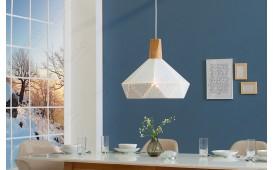 Designer Hängeleuchte MAN II WHITE von NATIVO™ Designer Möbel Österreich