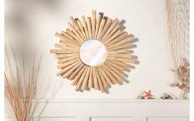 Designer Spiegel WOOD 60 cm von NATIVO™ Designer Möbel Österreich