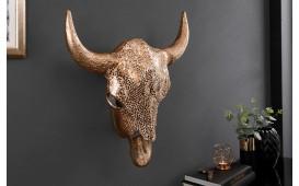 Designer Wandskulptur TORRERO GOLD MOSAIC 56 cm von NATIVO™ Designer Möbel Österreich