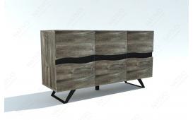 Designer Sideboard ALMARE GREY 160 cm
