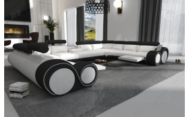 Designer Sofa BARCA XXL inkl. Relax-Funktion