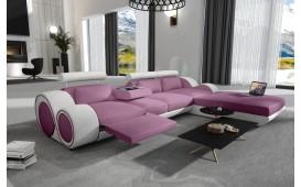 Designer Sofa BARCA MINI inkl. Relax-Funktion
